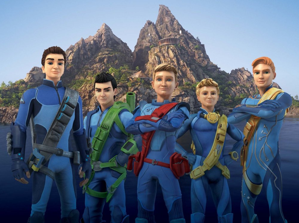 Thunderbirds Are Go (2015– )