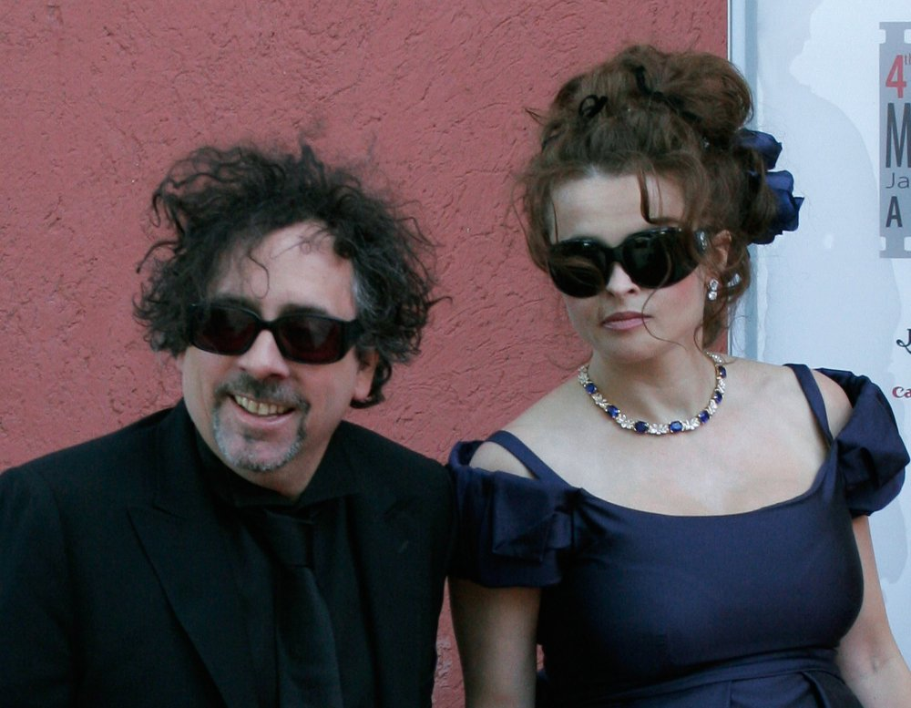 helena bonham carter and tim burton to receive bfi fellowships bfi. Black Bedroom Furniture Sets. Home Design Ideas