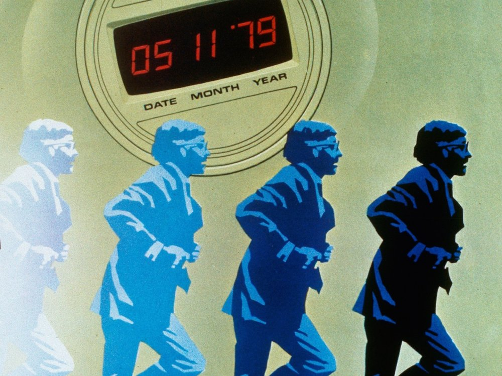 Time after Time (1979) poster detail