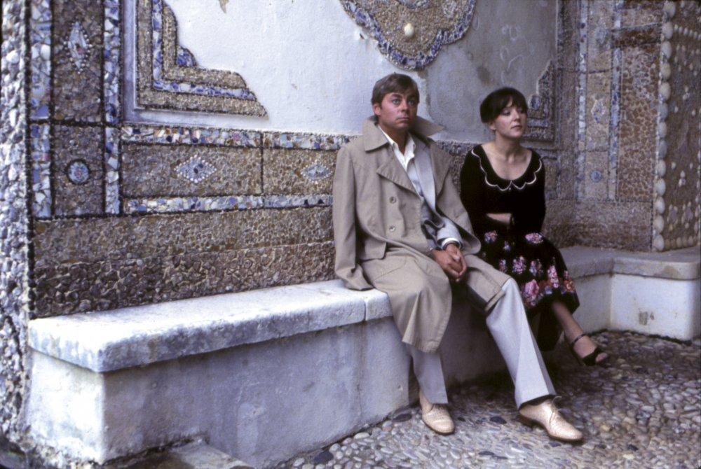 Hywel Bennett as Ricki Tarr in Tinker Tailor Soldier Spy (1979)