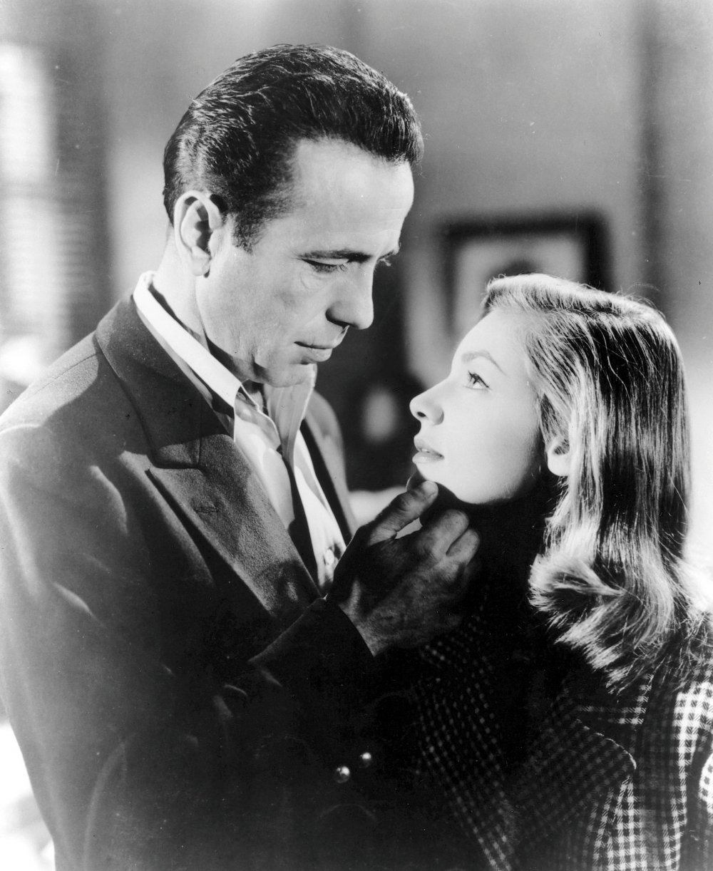 Bogart and Lauren Bacall in their first onscreen pairing, To Have and Have Not (1944)
