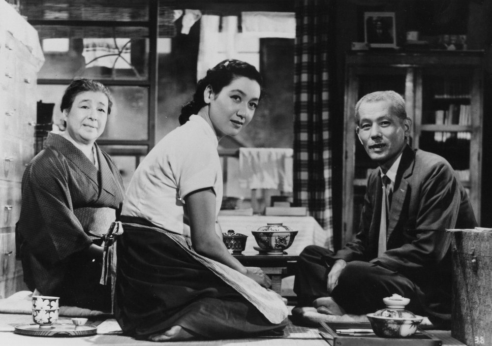Yasujiro Ozu's Tokyo Story, winner of the first ever Sutherland Award at the 1958 London Film Festival