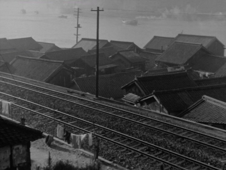 After news comes that the ailing mother will die, Ozu unfolds the film's longest series of pillow shots, an extended, elegiac series that somehow suggests an encroaching darkness…