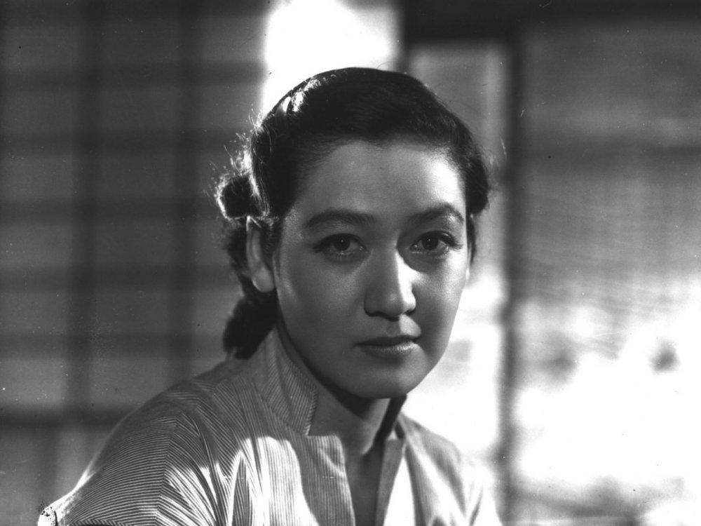 Setsuko Hara in Yasujiro Ozu's Tokyo Story (1953)