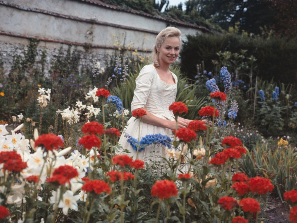 Susannah York as Sophie in Tom Jones