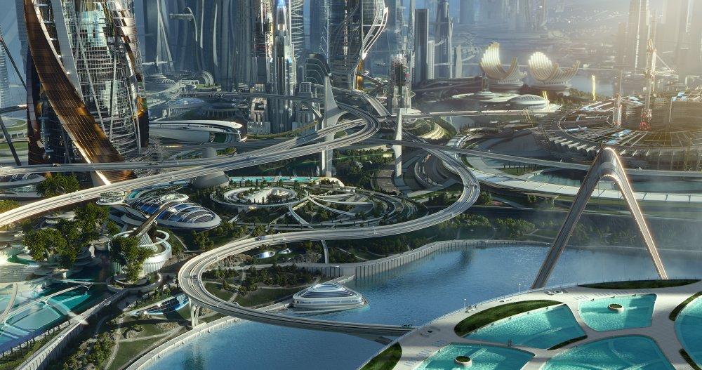 Tomorrowland – A World Beyond review | Sight & Sound | BFI