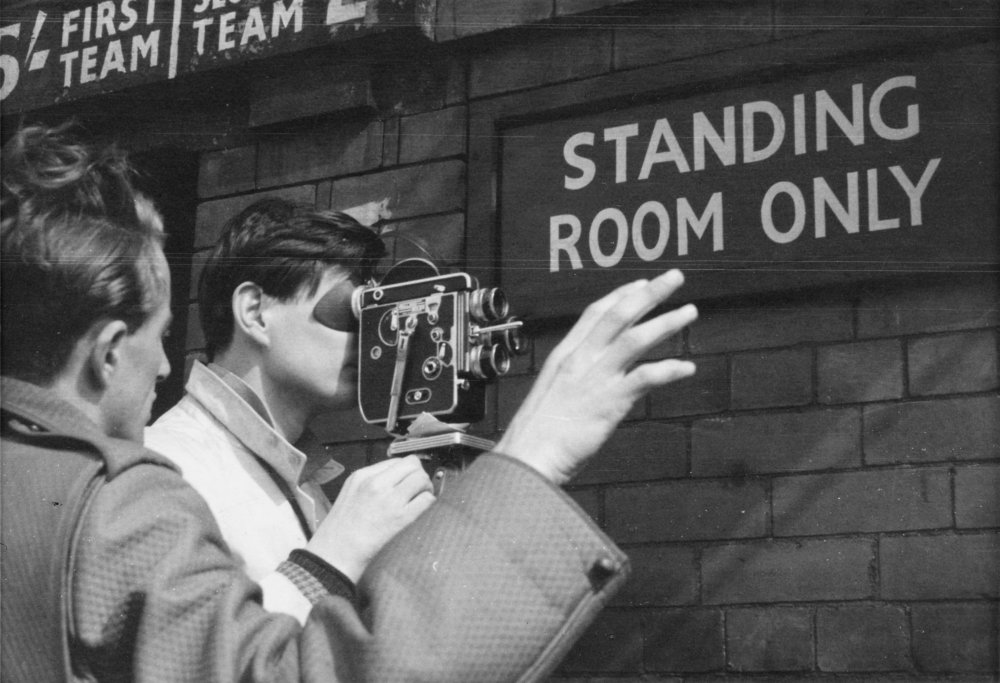 Tomorrow's Saturday (1962)