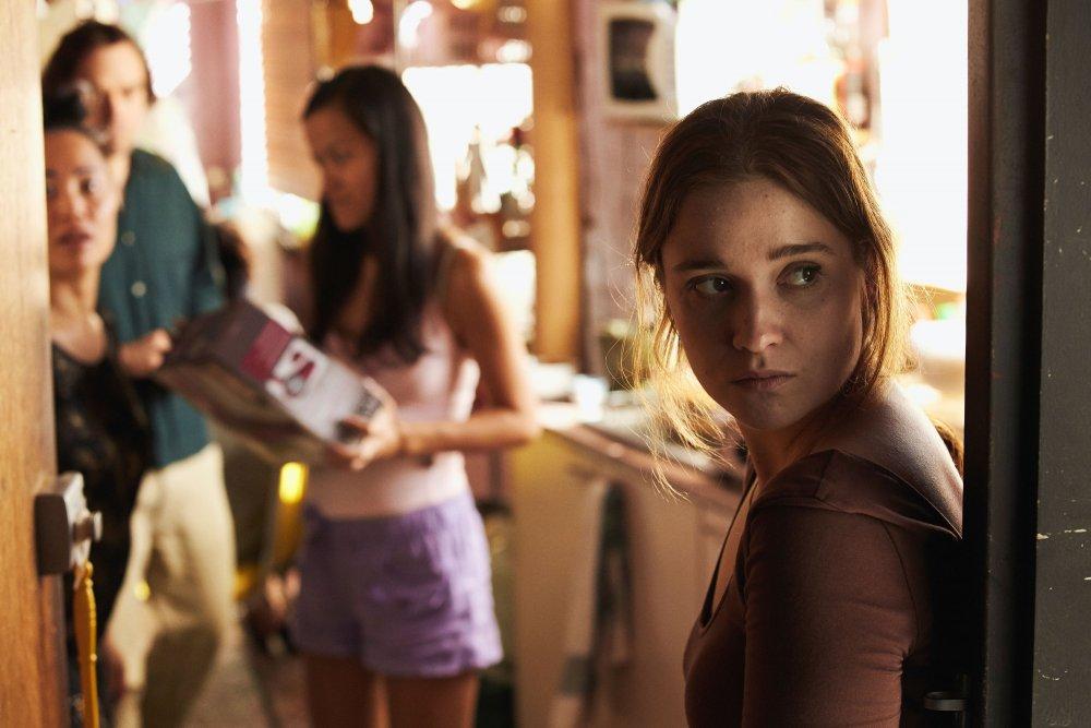 Alice Englert as Mary