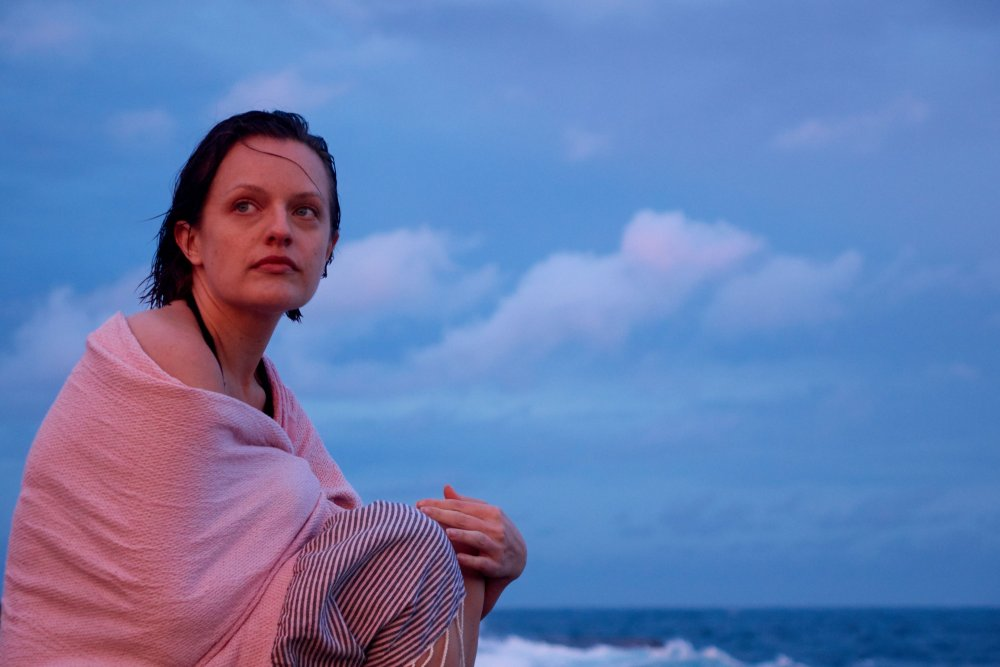 Elisabeth Moss as Detective Robin Griffin in the second series of Jane Campion's TV policier Top of the Lake