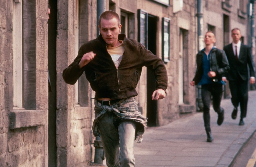 How the Scottish locations of Trainspotting have changed in the last 20  years | BFI