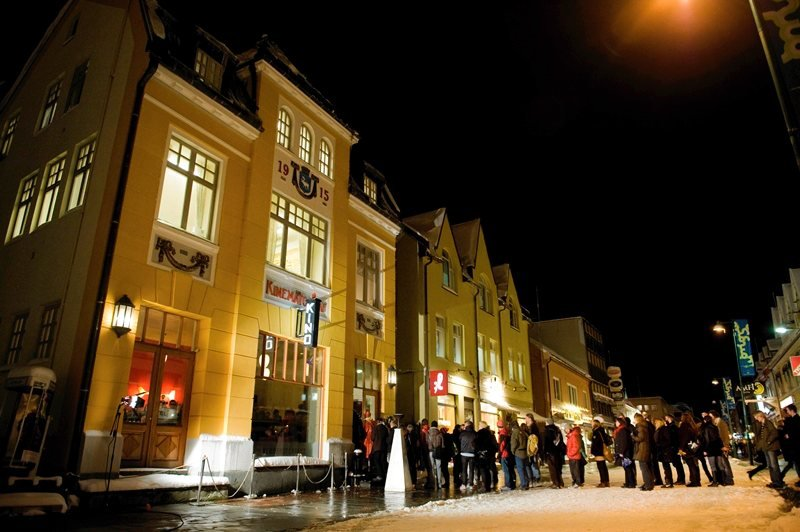 Tromsø's Verdensteatret Kino