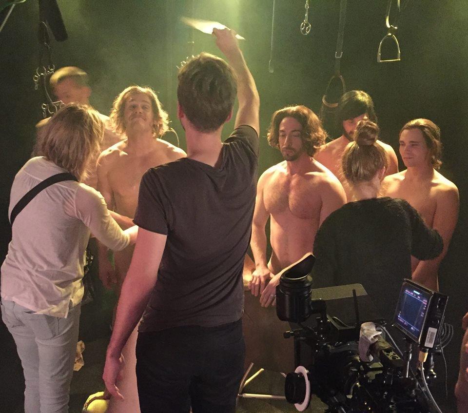 Trouser Bar (2016)