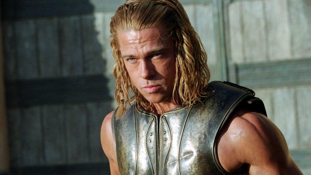 As Achilles in Troy