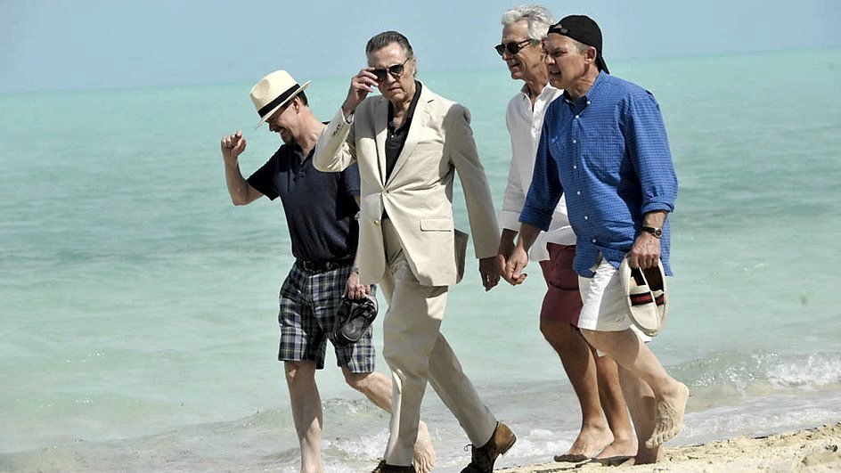 "Christopher Walken in Turks <span class=""amp"">&</span> Caicos"