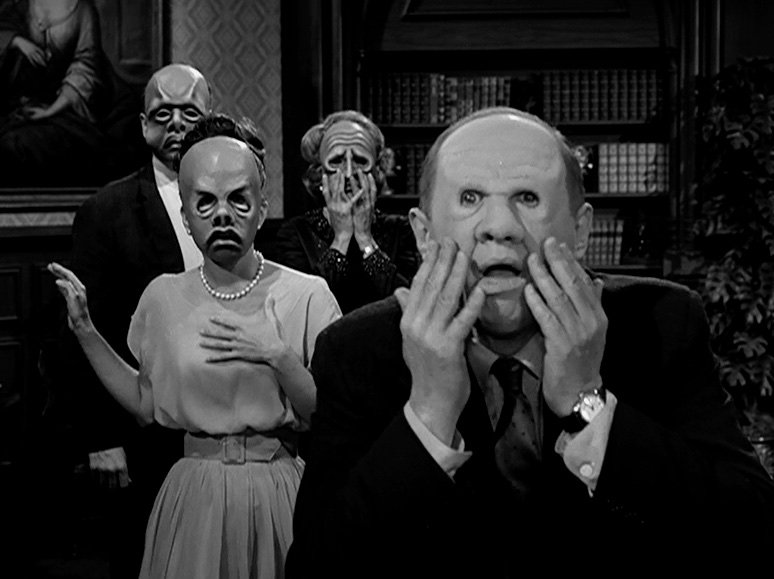 The Twilight Zone: The Masks (1964)