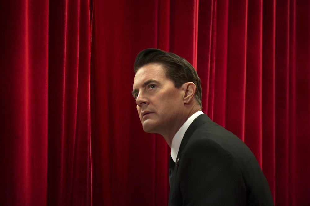Kyle Maclachlan's Agent Dale Cooper – returned