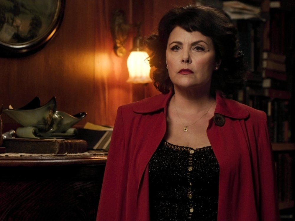 Grace Zabriskie as Sarah Palmer