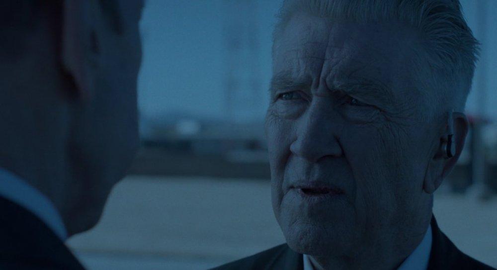 David Lynch as Detective Gordon Cole