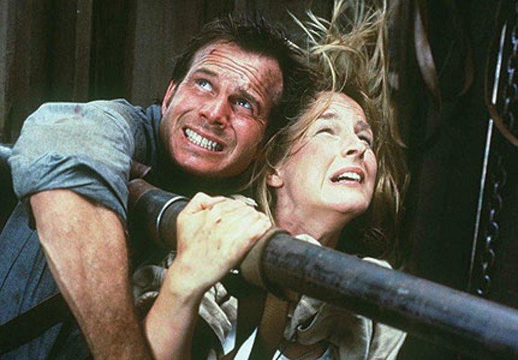 Chasing storms in Jan de Bont's Twister (1996)