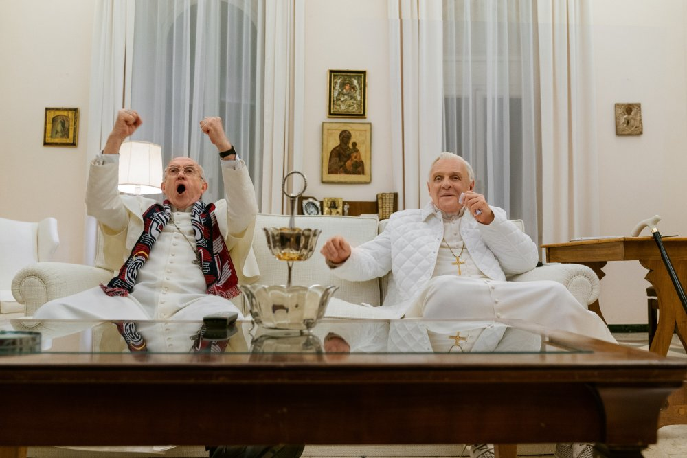 Two Popes 2019