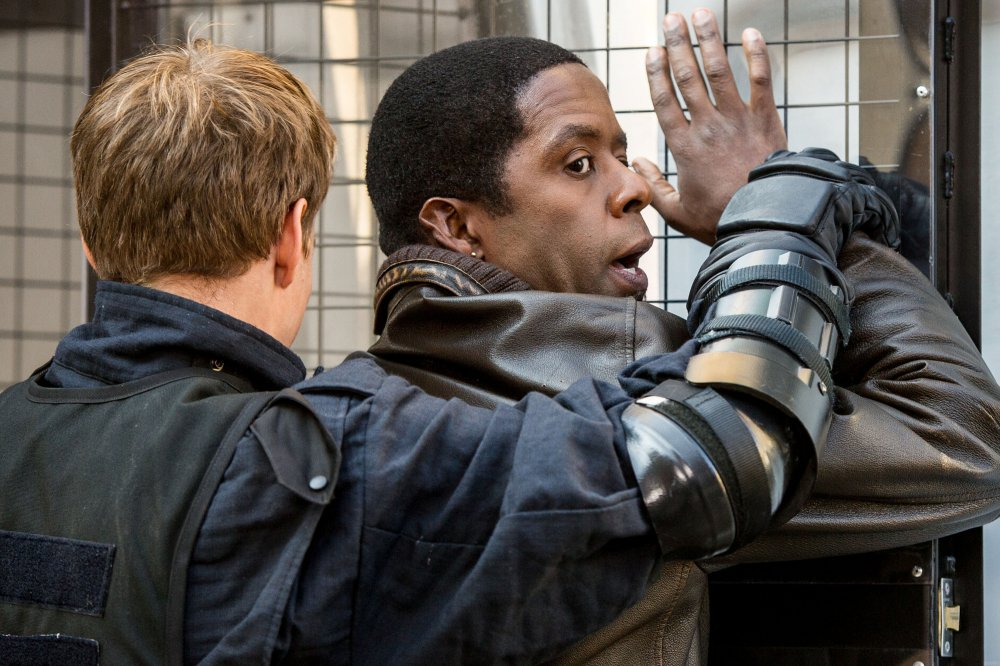 Adrian Lester in Undercover (2016)