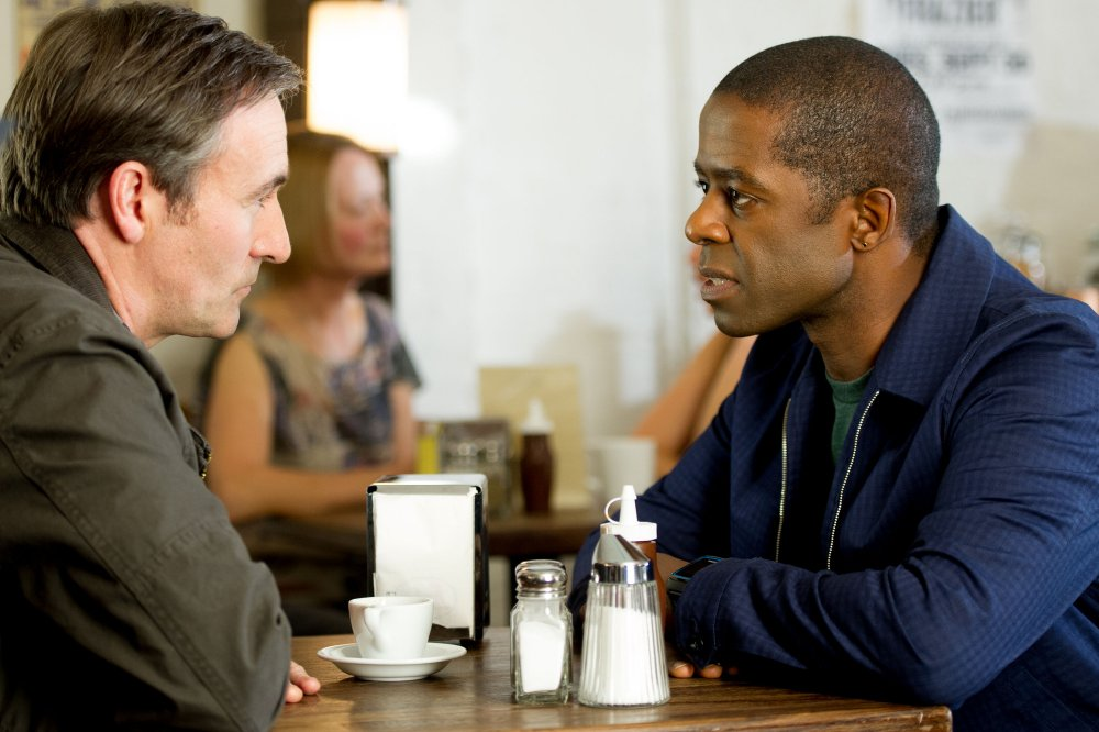 Adrian Lester in Undercover
