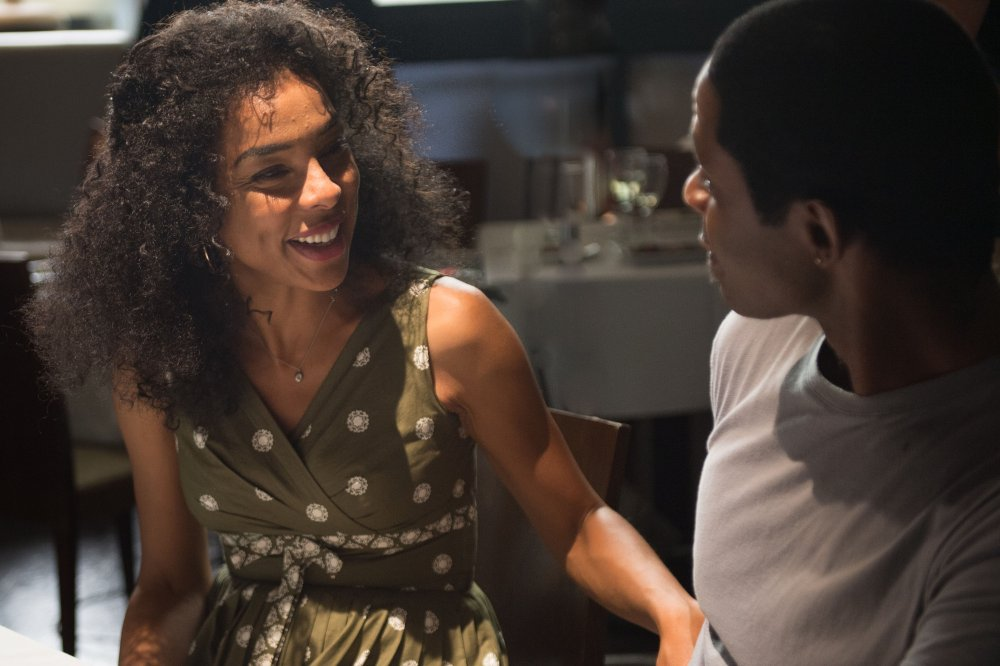Sophie Okonedo and Adrian Lester in Undercover (2016)
