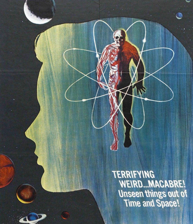 Unearthly Stranger (1963) poster artwork