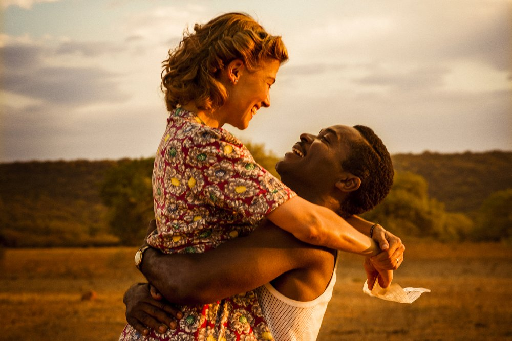 First Look Review Ama Asantes A United Kingdom 2016 Sight