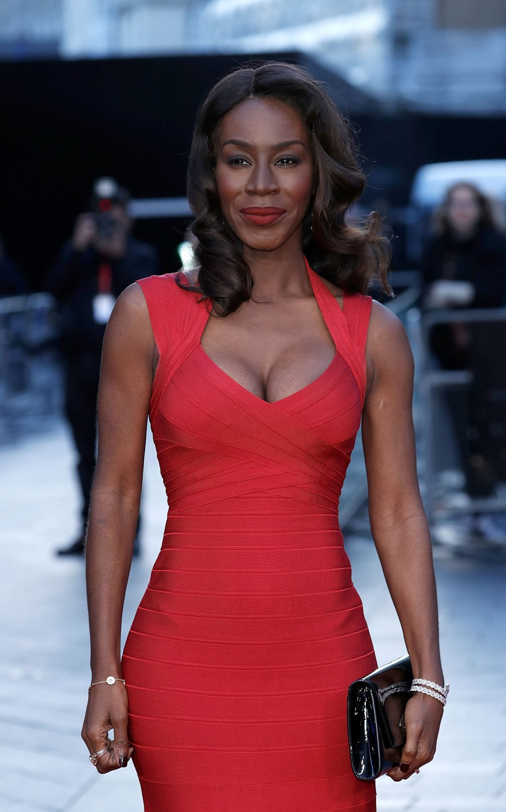 Amma Asante attends the A United Kingdom Opening Night Gala screening during the 60th BFI London Film Festival