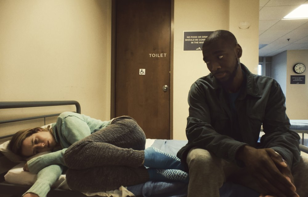 Foy with Jay Pharaoh as Nate