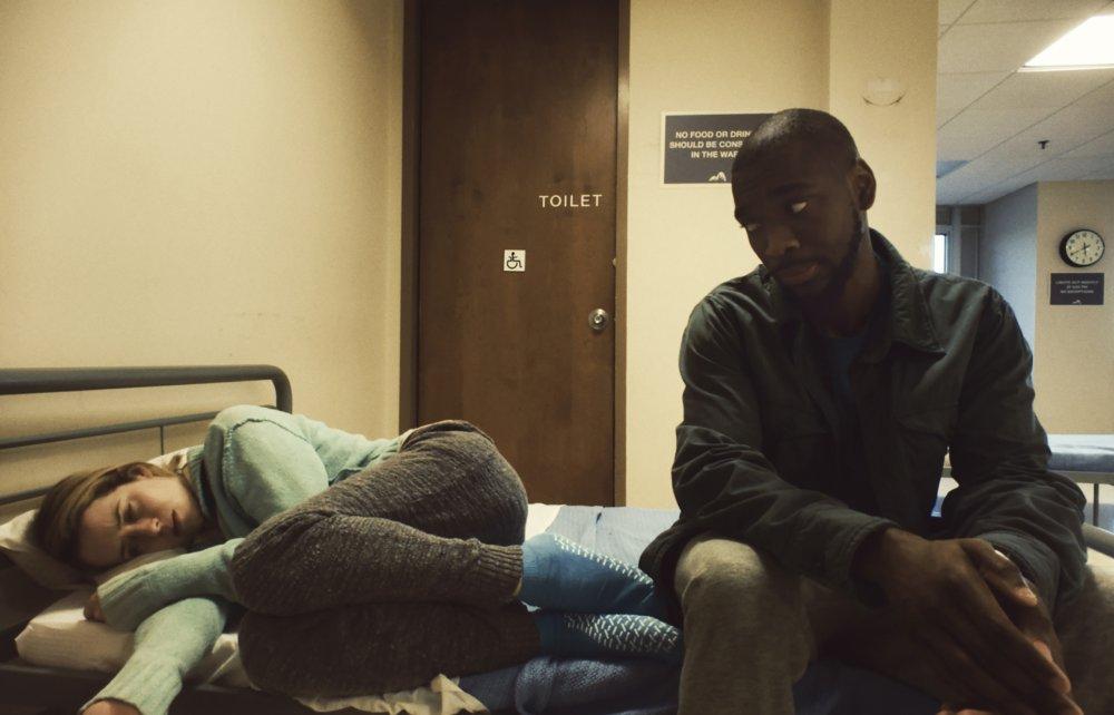 Foy with Jay Pharaoh as Nate
