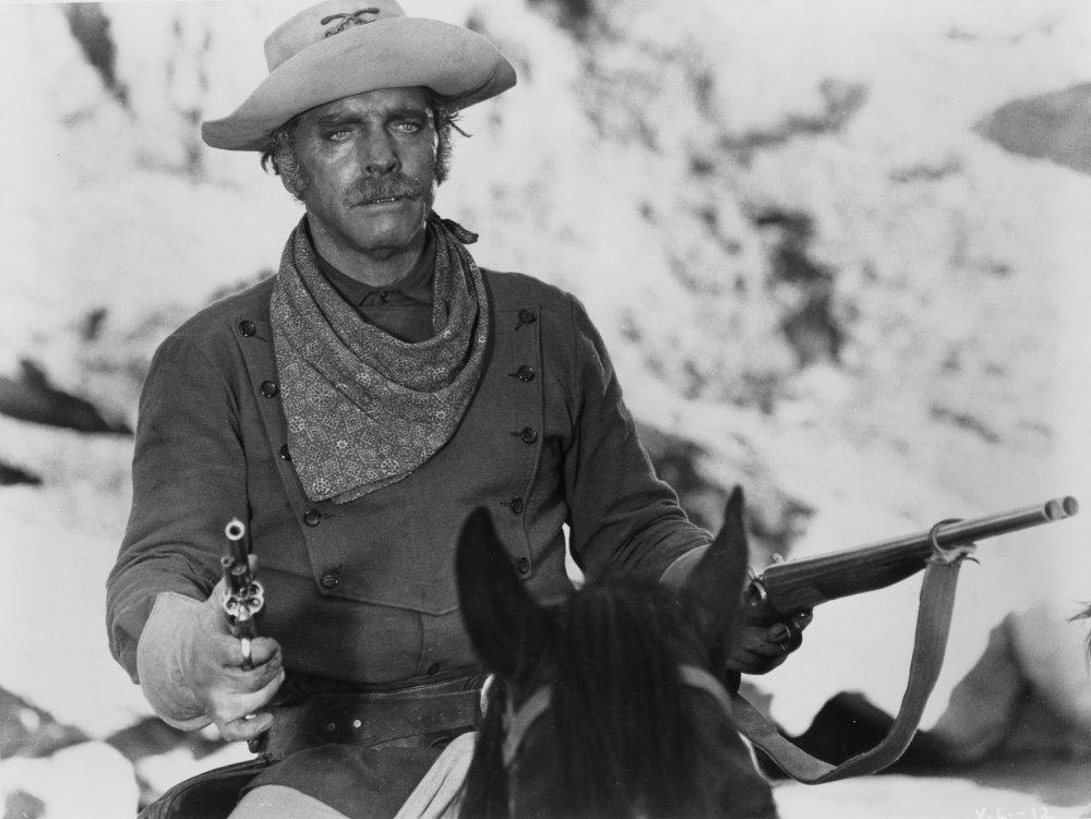 Burt Lancaster in Valdez Is Coming (1970)