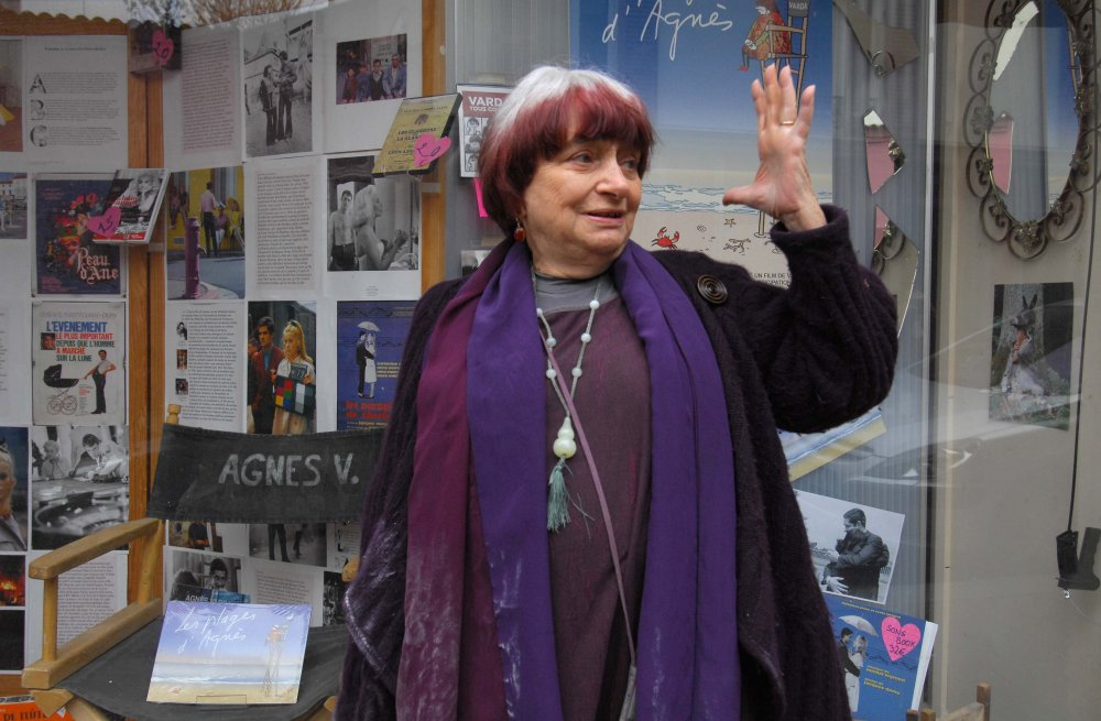 Varda at Cine Tamaris