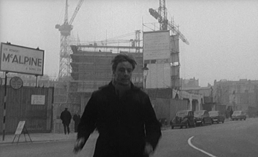 The McAlpine development on Palace Street in the film…