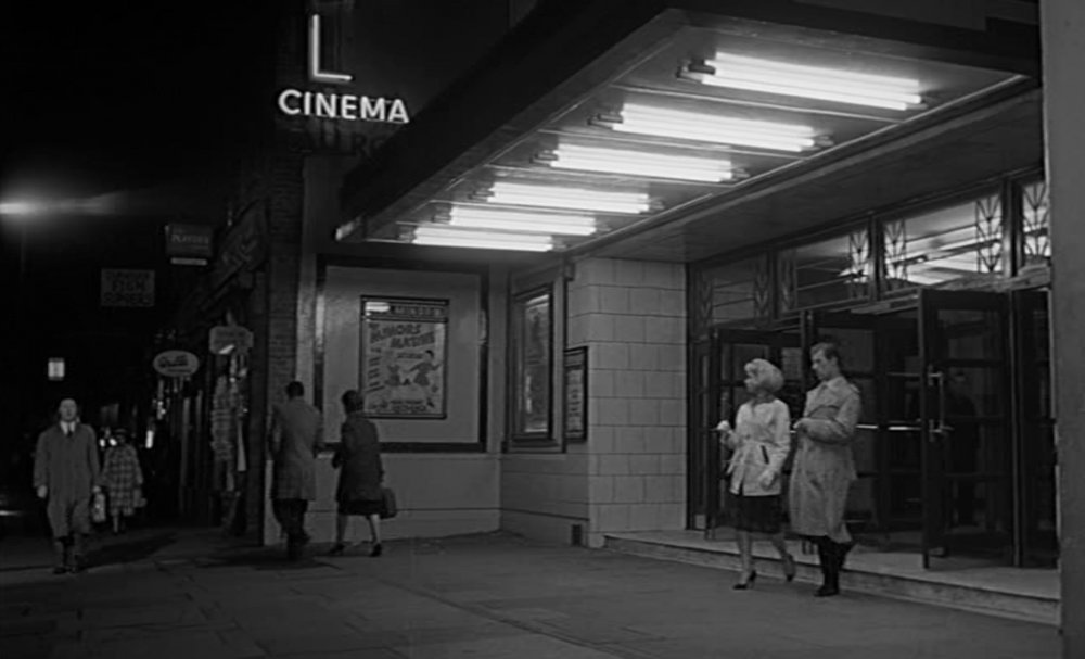 The Regal Cinema, Uxbridge, seen in the film…