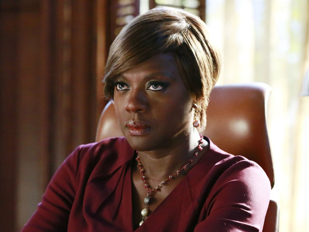 Viola Davis in How to Get Away with Murder (2014-)