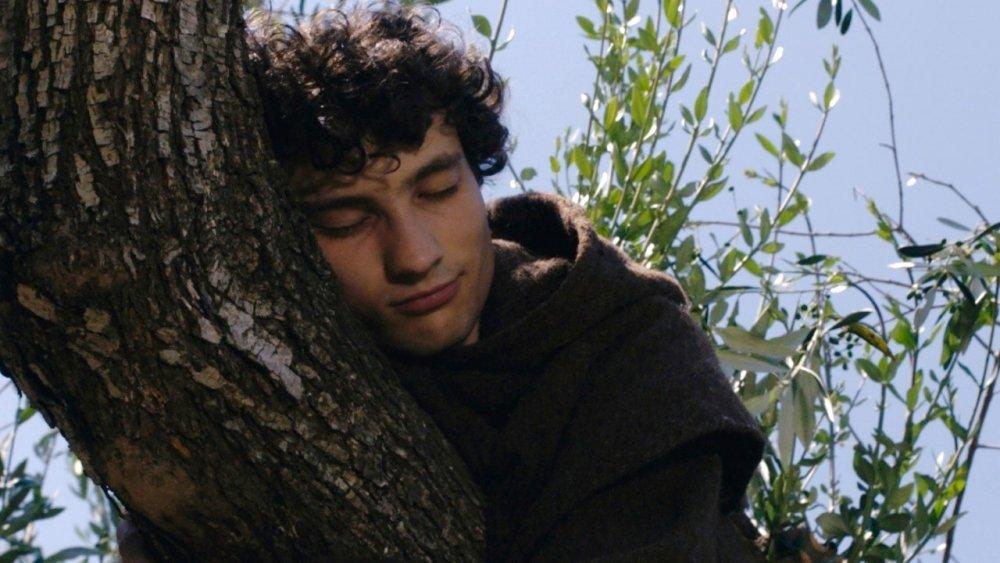 Quentin Dolmaire as Gabriel/François in A Violent Desire for Joy (Un violent désir de bonheur)