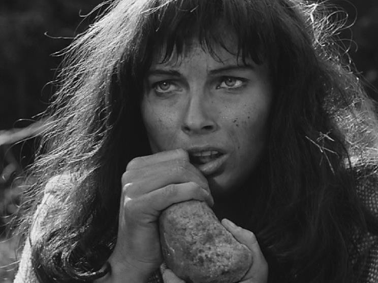 Gunnel Lindblom in The Virgin Spring (1960)