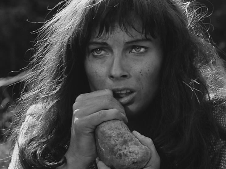 Gunnel Lindblom in The Virgin Spring (1960)
