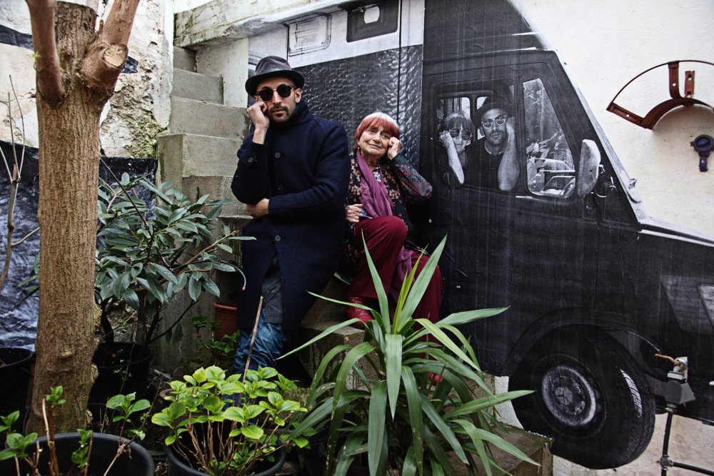 Agnès Varda and JR hit the road in Faces Places (2017)