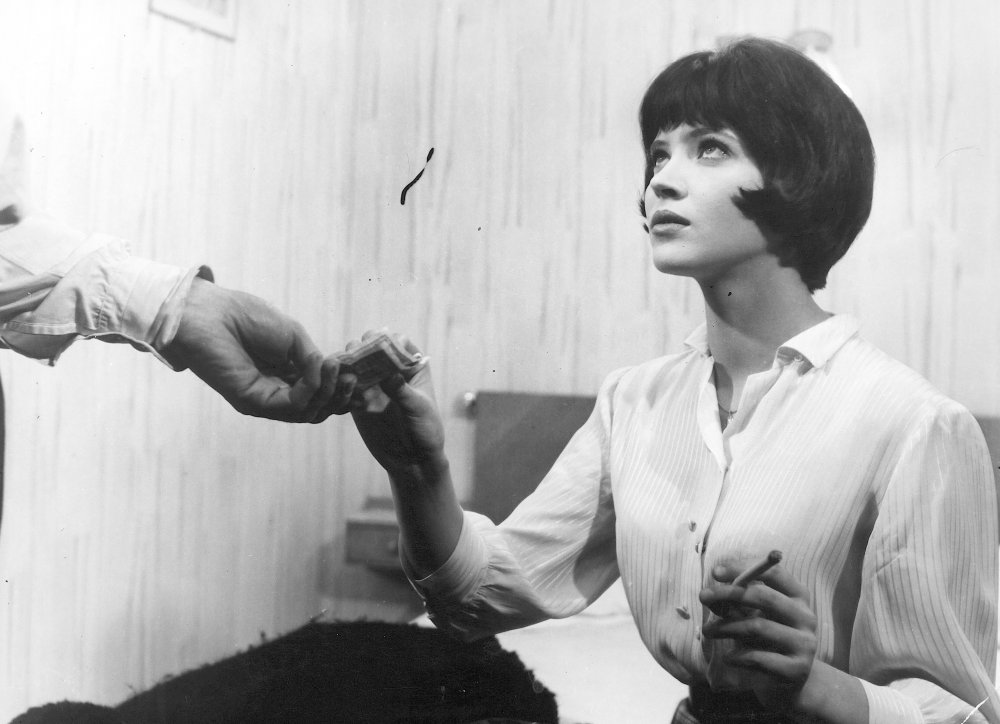 Anna Karina in Jean-Luc Godard's Vivre sa vie (1962)