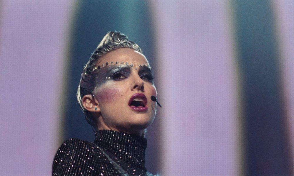 Natalie Portman as Celeste in Vox Lux