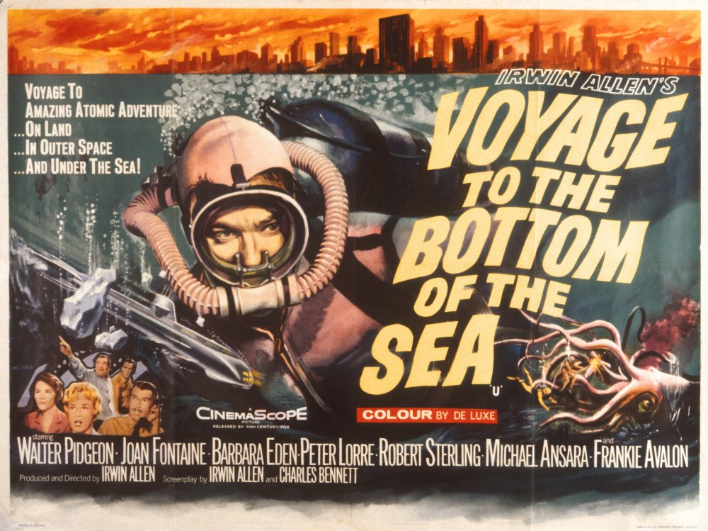 The best 60s sci-fi film posters | BFI