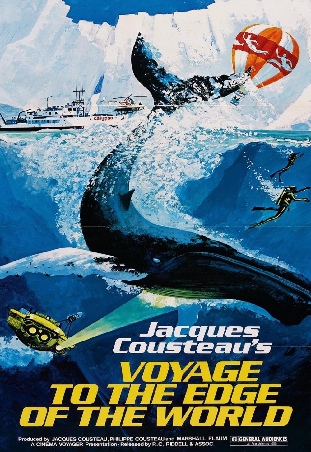 Voyage to the End of the World (1975) poster