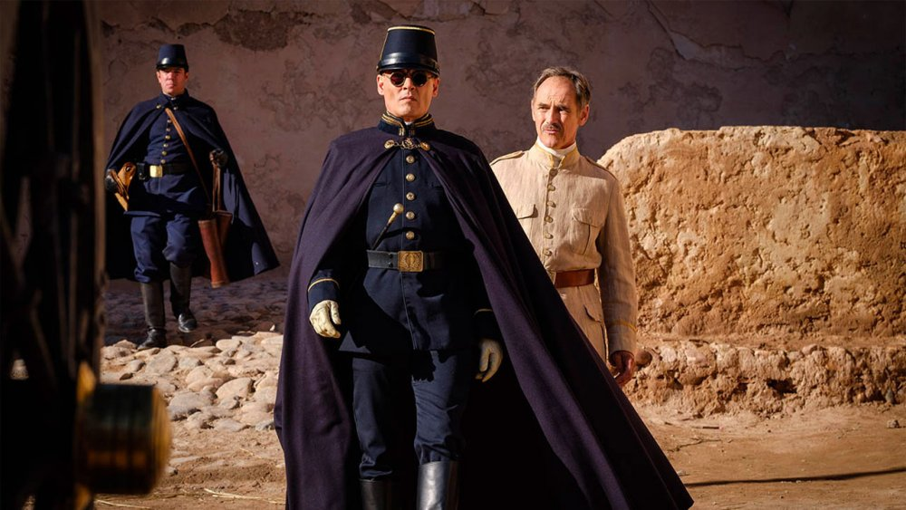 Johnny Deep as Colonel Joll