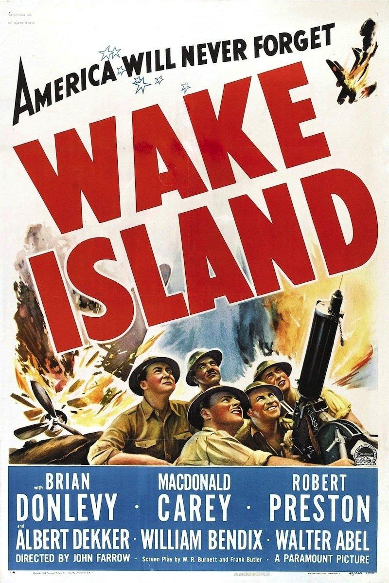 Wake Island (1942) poster
