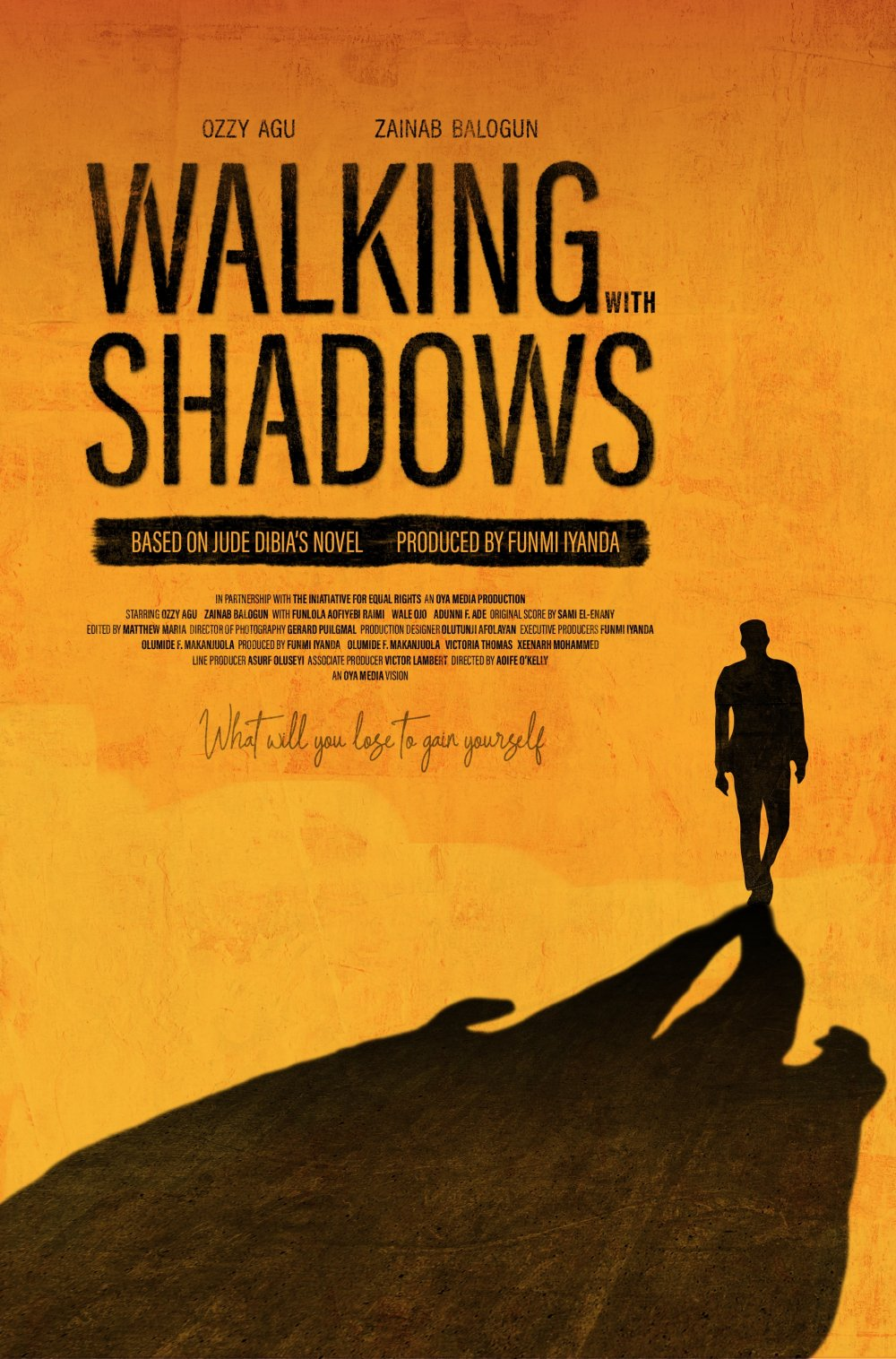 <strong>Walking with Shadows </strong> In coming to terms with his sexuality, Adrian is forced to choose between a compromised existence and the life that he would like to lead