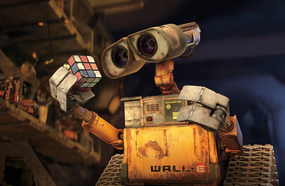 Wall-E (2008)