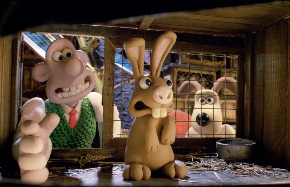 Film 13 Wallace Gromit The Curse Of The Were Rabbit 2005 Bfi
